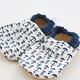 Baby Booties Small Anchors 0-3 Months