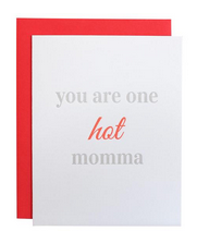 Chez Gagne One Hot Mamma Card