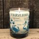 Maryland Map Candle