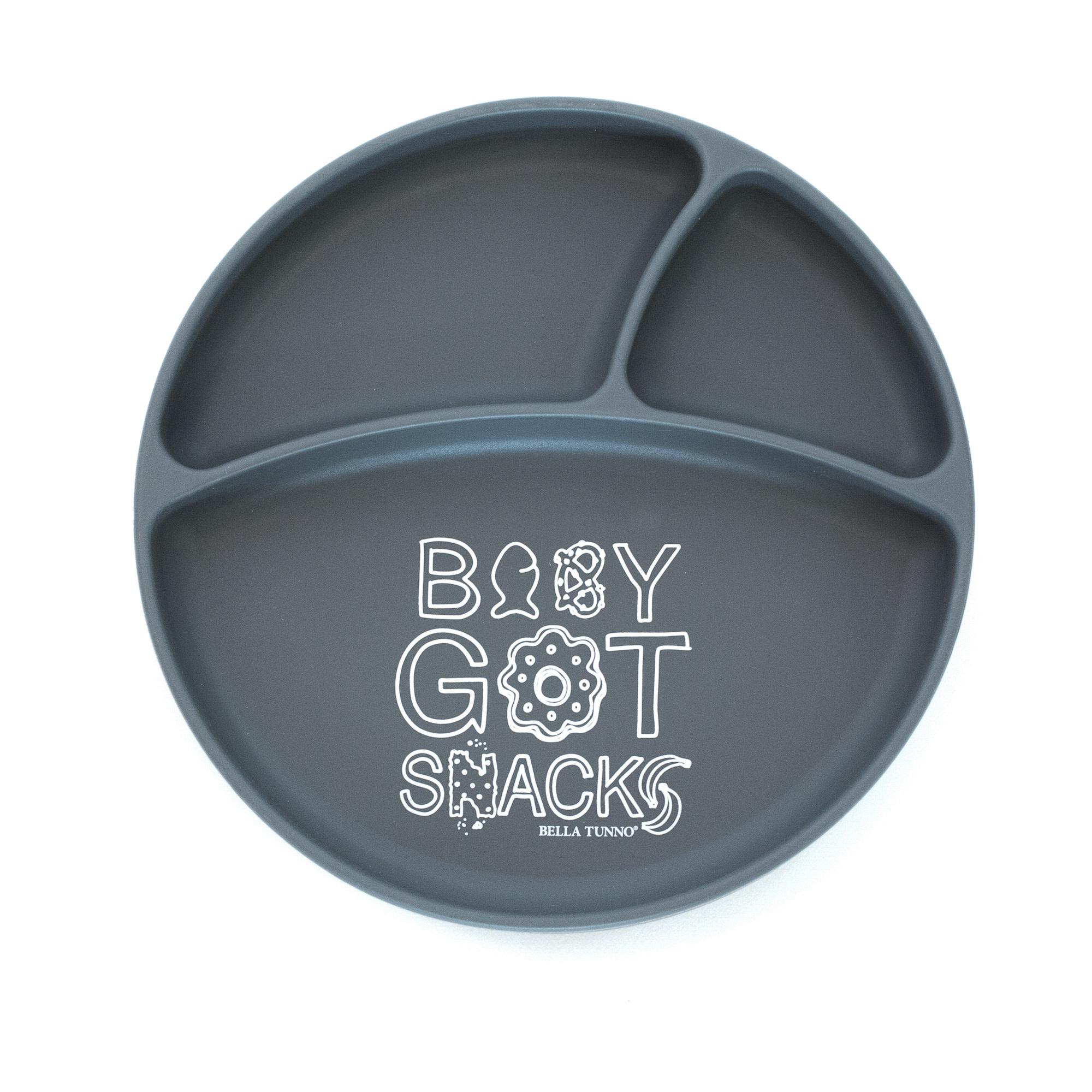 Wonder Plate - Baby Got Snacks