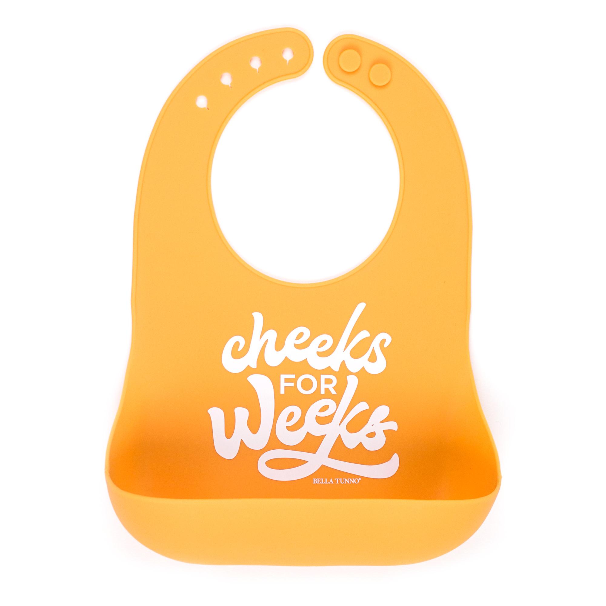 Wonder Bib - Cheeks For Weeks
