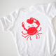 Exit343Design Crab Friend Onesie - 12 Months