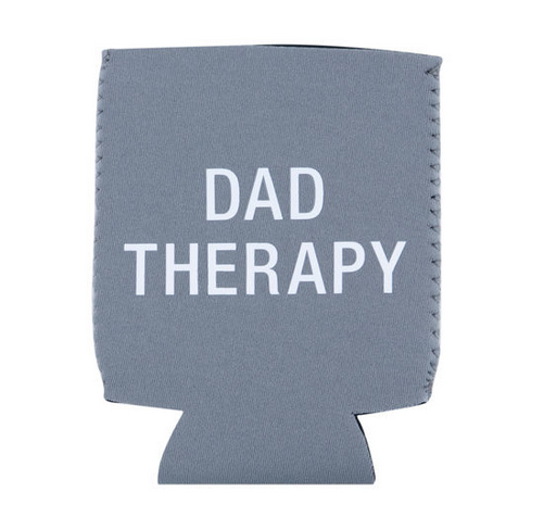 About Face Designs Dad Therapy Koozie