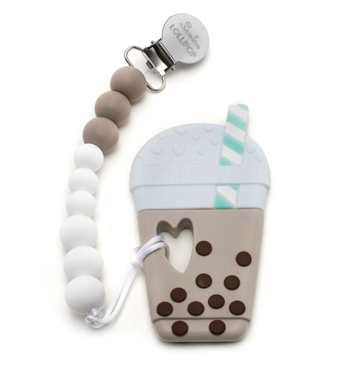 Teether - Milk Tea Bubble Tea Set