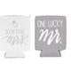About Face Designs Mrs./Mr. Koozie Set
