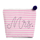 Ever Ellis Large Cosmetic Bag - Mrs.