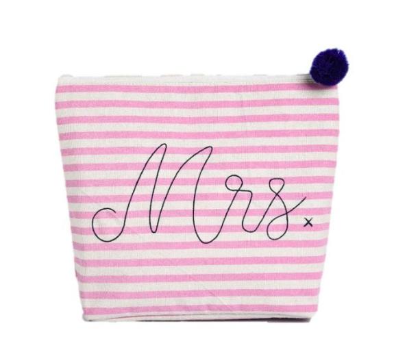 Ever Ellis Large Cosmetic Bag - Mrs.