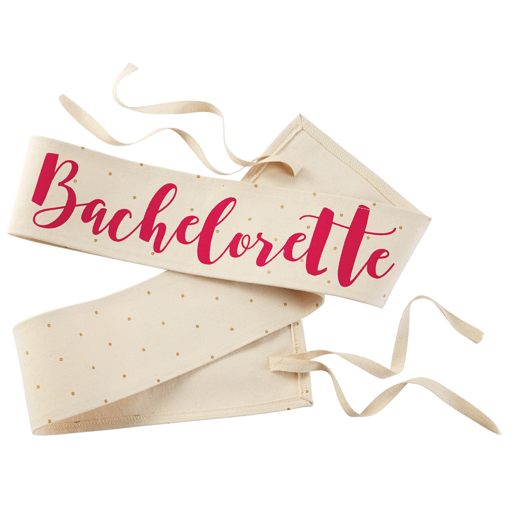Mud Pie BACHELORETTE SASH