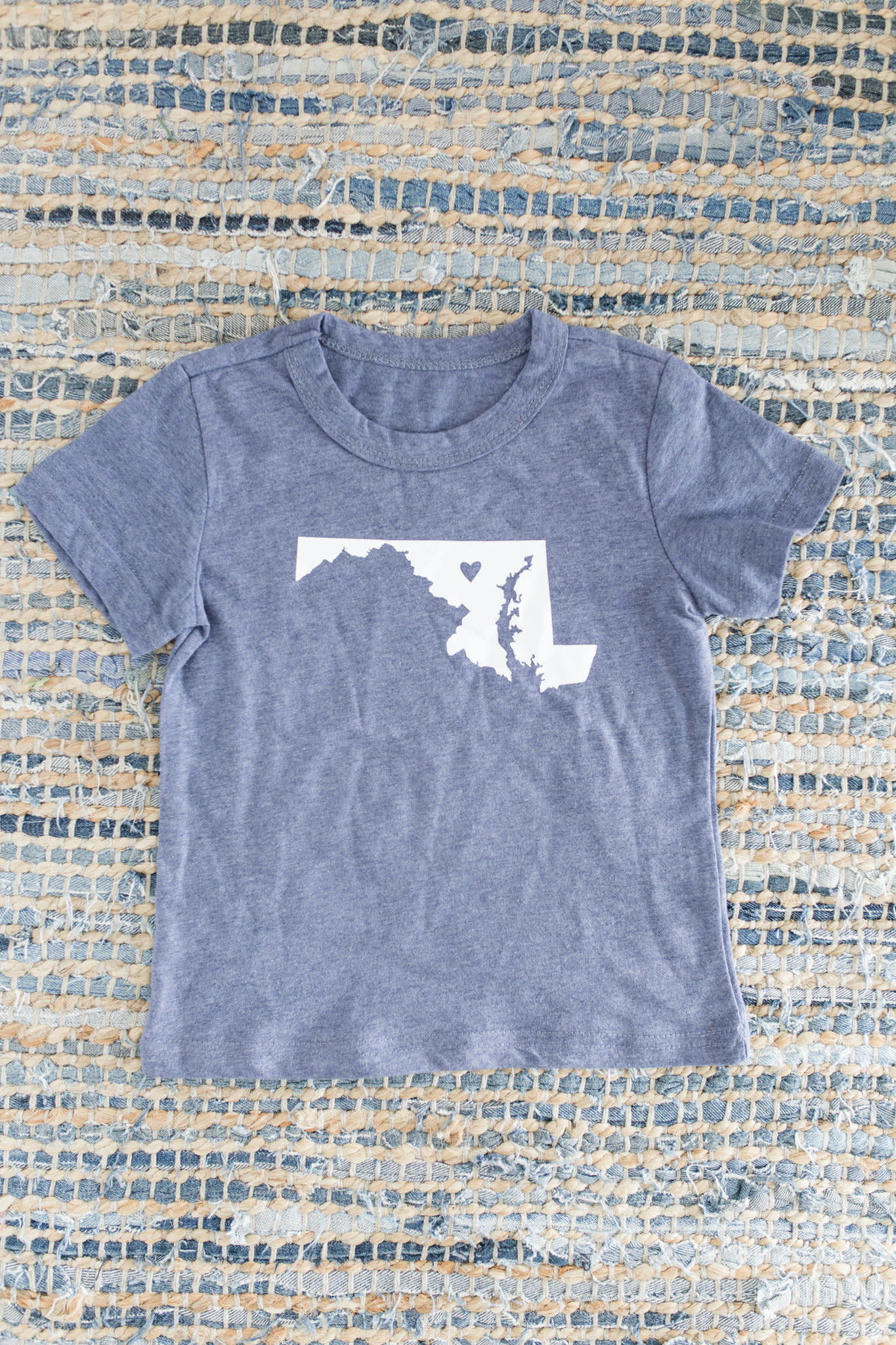 About Face Designs Maryland Toddler Tee 2T