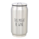 Creative Brands Stainless Steel Can - Wine