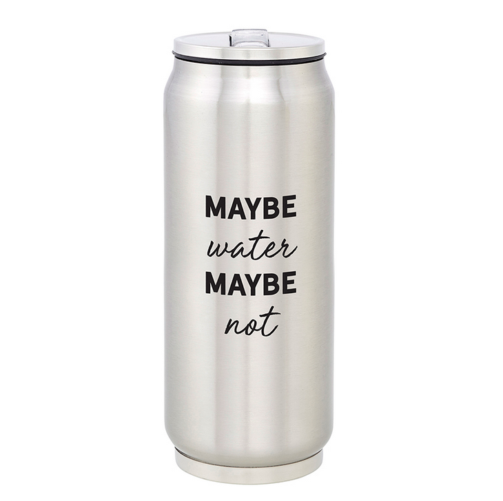 Stainless Steel Can - Water