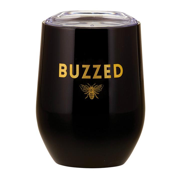 12 oz Tumbler - Buzzed