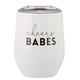 Creative Brands 12 oz Tumbler - Cheers Babes
