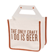 CR Gibson ONLY CRAFT IS BEER BEER CADDY