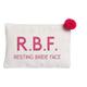 Canvas Cosmetic Bag - RBF