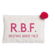 Ever Ellis Canvas Cosmetic Bag - RBF