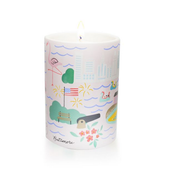 Annapolis Candle Baltimore Candle