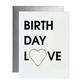 Chez Gagne Birthday Love Paper Clip Card