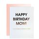 Chez Gagne Birthday Mom Mistaken Sister Card