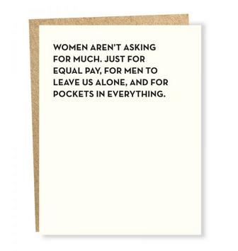 Sapling Press Moment of Truth: Pockets Card