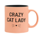 About Face Designs Crazy Cat Lady Mug