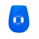 About Face Designs Flotation Device Silicone Wine Glass