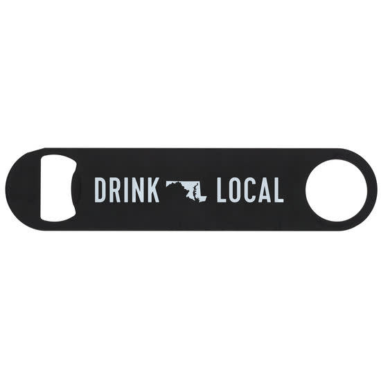 About Face Designs Maryland Metal Bottle Opener