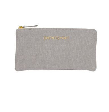 About Face Designs Honeymoon Money Pouch