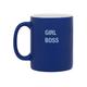 About Face Designs Girl Boss Mug