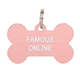About Face Designs Dog Tag - Famous Online