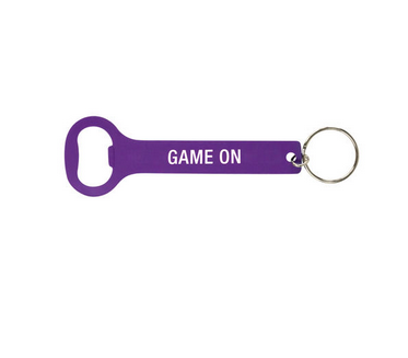 About Face Designs Game On Bottle Opener
