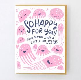 Egg Press Jelly Card