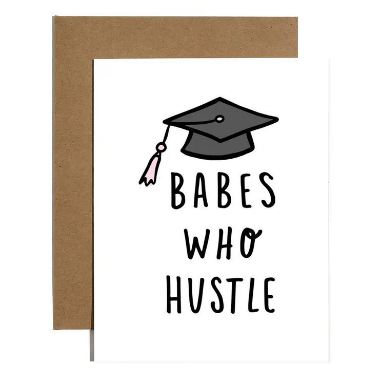 Brittany Paige Babes Who Hustle Card