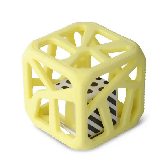 Malarkey Kids Chew Cube - Yellow