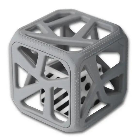 Malarkey Kids Chew Cube - Grey