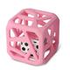 Malarkey Kids Chew Cube - Pink