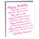 Paper Ephipanies Birthday Rant. Bestie. Ride or Die. Card