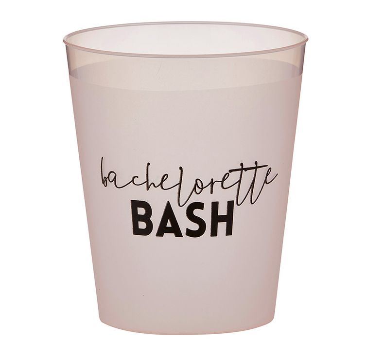Creative Brands Bachelorette Frost Cups - 8 pk