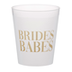 Creative Brands Brides Babes Frost Cups - 8 pk