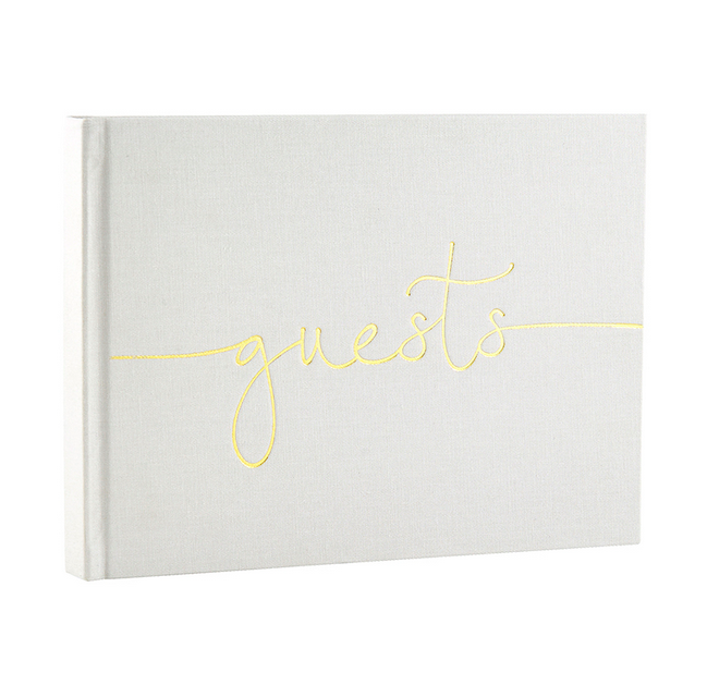 Creative Brands Guest Book