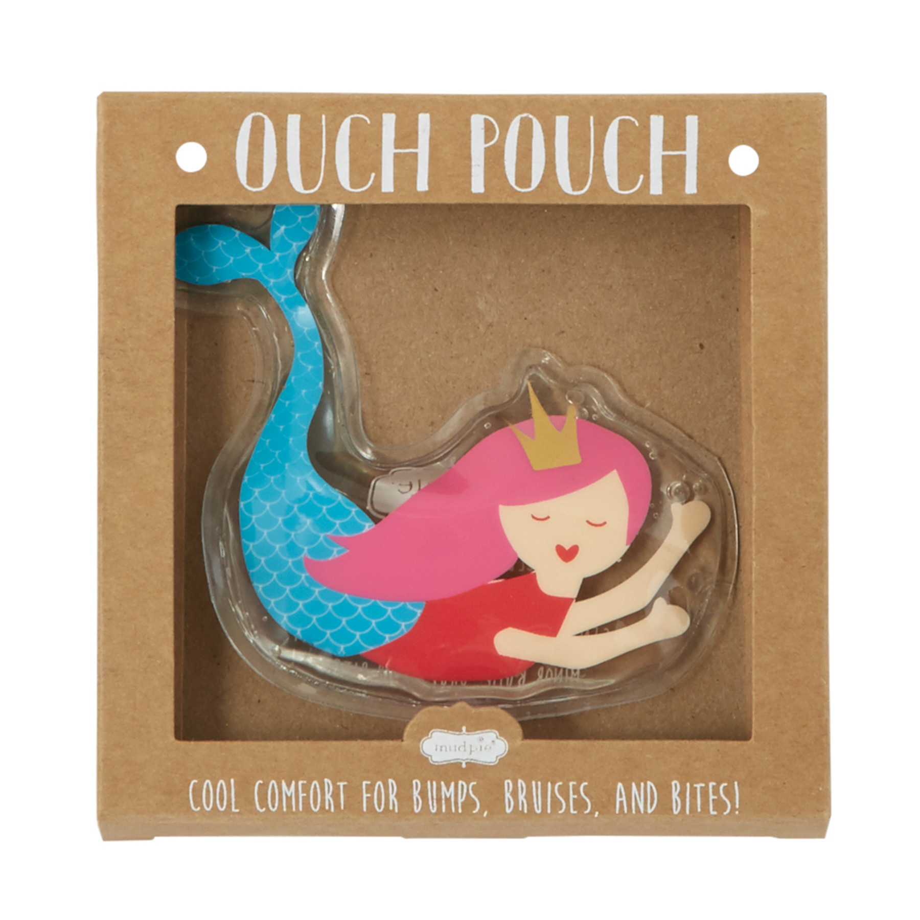 Mud Pie Mermaid Ouch Pouch