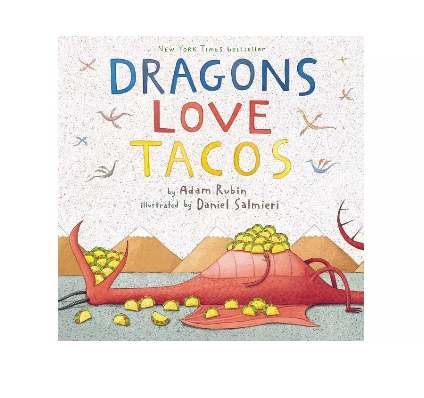 Penguin Randomhouse Dragons Love Tacos