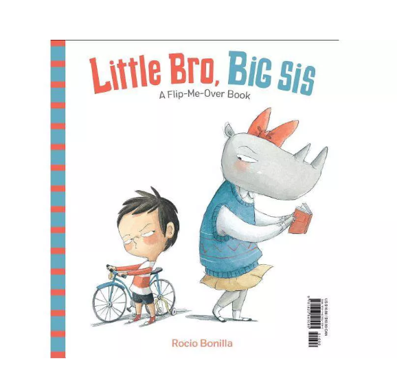 Penguin Randomhouse Little Bro, Big Sis