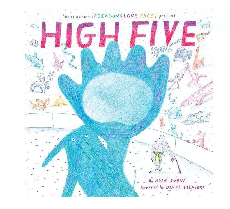 Penguin Randomhouse High Five