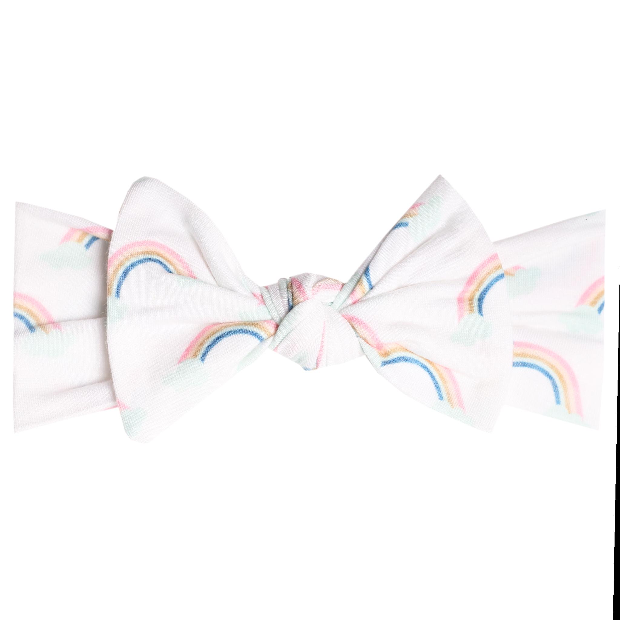 Copper Pearl Knit Headband Daydream