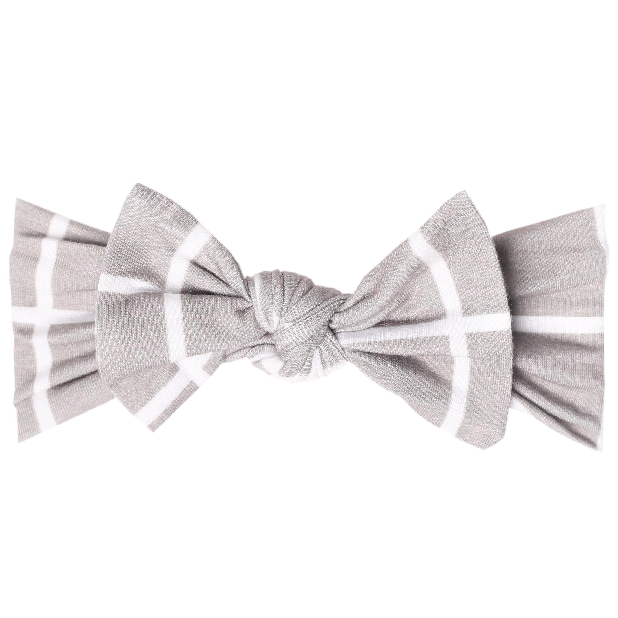 Copper Pearl Knit Headband Midway