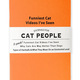 Whiskey River Soap Co Journal Cat People