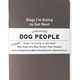 Whiskey River Soap Co Journal Dog People