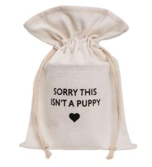 Ever Ellis Canvas Bag Puppy