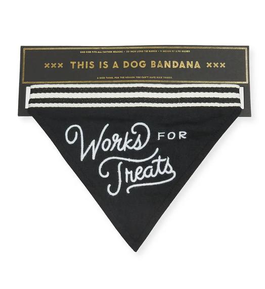 Easy Tiger Dog Bandana Treats